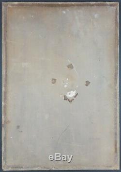 Ancien Tableau Jésus Peinture Huile Antique Oil Painting Dipinto Ölgemälde