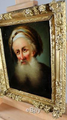 Attribué à Christian Wilhelm Ernst Dietrich (1712-1774) -tableau ancien, HST