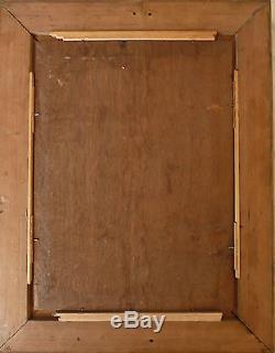 Orientaliste, LEntrée du Caire, signé, 1873 Tableau ancien