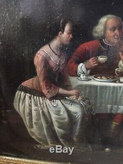 TABLEAU ANCIEN DU XVIIIème SIECLE