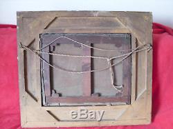 Tableau Ancien Huile Sur Toile Xixeme Siecle