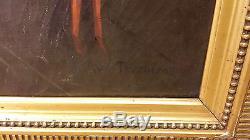 Tableau ancien Auguste Truphème, Aix en Provence, Olive, nature morte Poissons