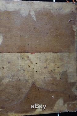 Tableau ancien HSP Intérieur Nestor CAMBIER (1879-1957) Ecole belge