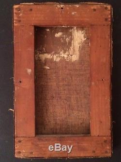 Tableau ancien XIXe Femme Nue D'après INGRES