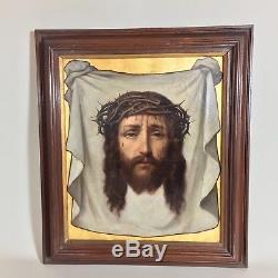 Tableau de la Sainte Face, tableau ancien